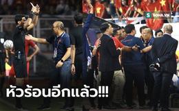 """Kỷ lục """"có một không hai"""" của HLV Park Hang-seo gây ấn tượng mạnh với báo Thái Lan"""