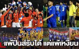 """Không chỉ bóng đá, người Thái có thêm lý do để """"nuốt đắng"""" trước Việt Nam ở SEA Games 30"""