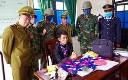 Nam thanh niên đi xe khách từ Lào về Nghệ An để giao gần 10.000 viên ma túy cho khách