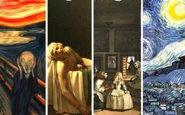 Chọn bức tranh nghệ thuật nổi tiếng để giải mã cuộc sống hiện tại mà bạn đang phải đối mặt
