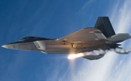 """5 chiến đấu cơ đang """"cầu trời"""" cho sống sót trước cuộc tấn công của F-22"""
