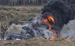 """CẬP NHẬT: Trực thăng tấn công Mi-28 Nga """"chết đứng"""" ngay trên sân nhà, thiệt hại nặng về người - Chiến sự Syria cực nóng"""
