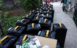 Chưa bắt được 2 người Đài Loan cầm đầu đường dây vận chuyển hơn nửa tấn ma túy giấu trong loa thùng