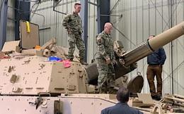 """Báo Mỹ: """"Siêu pháo tự hành"""" M1299 bất ngờ lộ diện, đẹp đến bất ngờ?"""