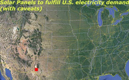 Elon Musk hồi sinh kế hoạch phủ sóng mạng lưới điện mặt trời trên toàn nước Mỹ