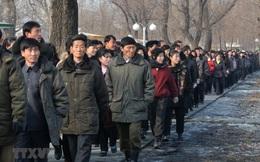 Khoảng 23.000 lao động Triều Tiên làm việc ở nước ngoài bị hồi hương