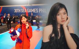 """""""Hot girl"""" Karate Việt Nam tham dự SEA Games 30: Mới gặp không ai nghĩ là một võ sĩ"""