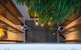 Độc đáo ngôi nhà với 3 mảnh sân tại Hà Nội trên báo Mỹ