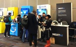 Lần đầu tiên Việt Nam có công bố tại hội nghị số 1 về trí tuệ nhân tạo thế giới