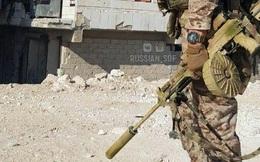 Lính Nga rất dũng cảm trong chiến đấu chống khủng bố IS ở Syria: Giữa làn đạn quân thù