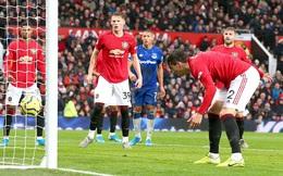 Man United đứt mạch chiến thắng, Mourinho đưa Tottenham áp sát top 4