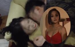 """Cảnh nóng táo bạo trong sự nghiệp của """"My Sói"""" Thu Quỳnh"""