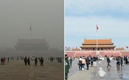 Hàng loạt giải pháp giúp Bắc Kinh gặt hái thành công trong cuộc chiến chống ô nhiễm không khí