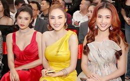 Dàn sao nữ nổi tiếng hội tụ tại sự kiện của đạo diễn Lê Minh