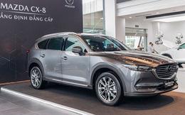 Chạy đua doanh số, đại lý giảm giá sập sàn Mazda CX-8 lên tới 100 triệu đồng