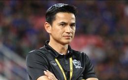 """Bất chấp bảng """"tử thần"""", Kiatisak dự đoán tương lai màu hồng cho U23 Thái Lan"""