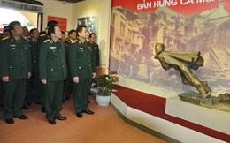 Kẻ thù buộc ta ôm cây súng: Lời hịch hùng tráng, cương mãnh trong giờ phút hiểm nghèo của dân tộc Việt Nam