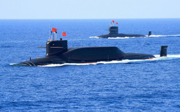 """Lộ diện xưởng đóng tàu chiến """"siêu khủng"""" của HQ Trung Quốc: Một bức ảnh nói lên tất cả"""