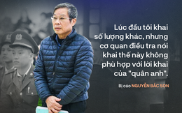 Ngày 2 xử vụ MobiFone mua AVG: Cựu Bộ trưởng Nguyễn Bắc Son lại khai có nhận 3 triệu USD nhưng không đưa cho con gái