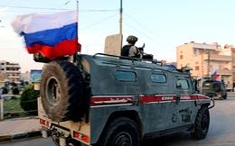 """Quân đội Nga """"hành động lạ"""" ngay sát biên giới Syria – Thổ Nhĩ Kỳ"""