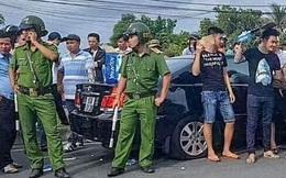Điều chuyển công tác 3 sĩ quan cảnh sát liên quan đến vụ giang hồ vây xe công an ở Đồng Nai