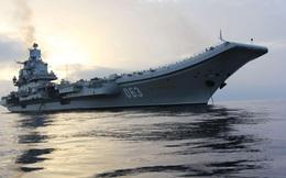 """Gặp hỏa hoạn lúc """"tuổi già"""", đã đến lúc Nga cho tàu sân bay Đô đốc Kuznetsov """"nghỉ hưu""""?"""