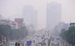 """Ô nhiễm không khí Hà Nội gia tăng, Bộ TNMT tổ chức họp """"khẩn"""" tìm giải pháp"""