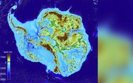 Lộ diện vùng đất sâu nhất thế giới ẩn dưới lớp băng ở châu Nam Cực