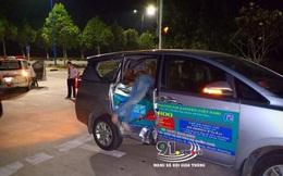 Clip: Đâm vào sườn ô tô, thanh niên chạy xe máy vắt ngang cửa kính, tử vong