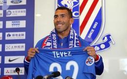 Kiếm đến 40 triệu USD từ Trung Quốc, Tevez vẫn khẳng định đây là sai lầm lớn nhất đời