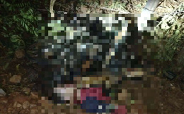 Phát hiện nam thanh niên tử vong trong tình trạng cháy sém bên cạnh xe máy