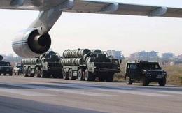 Hệ thống tên lửa phòng không S-400 Thổ Nhĩ Kỳ đột nhiên biến mất không dấu vết