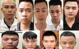 Bắt giữ 9 đối tượng cho vay nặng lãi ở Đà Nẵng