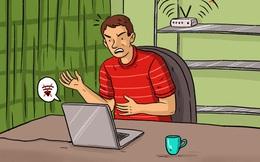 6 vật dụng quen thuộc trong nhà khiến sóng Wi-Fi chậm ì ạch
