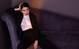 Á hậu Yan My xinh đẹp, cá tính trong bộ ảnh mới