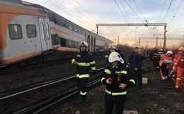 Hai tàu hỏa đâm nhau làm ít nhất 11 người bị thương
