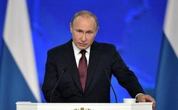 Kỷ lục gần 2.000 phóng viên tham dự họp báo của Tổng thống Nga V.Putin