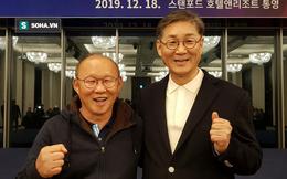 U23 Việt Nam được chiêu đãi bằng bữa tiệc long trọng đặc biệt ở Hàn Quốc