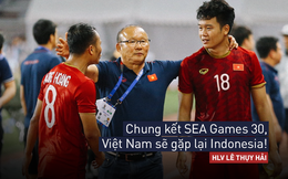 Thắng hú vía, nhưng thầy Park cho cả Đông Nam Á thấy Việt Nam xứng đáng là nhà vô địch