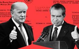 Điểm khác biệt lớn giữa quá trình luận tội Trump và Nixon
