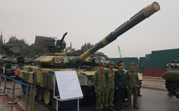 Tinh hoa vũ khí Việt Nam hiện đại: Tụ hội ở Thái Nguyên - Quy mô lớn chưa từng có