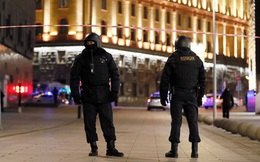 Nổ súng gần cơ quan an ninh Nga, 1 nhân viên thiệt mạng