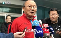 """HLV Park Hang-seo lại """"tỏa sáng rực rỡ"""" ở Hàn Quốc trước thềm VCK giải U23 châu Á"""