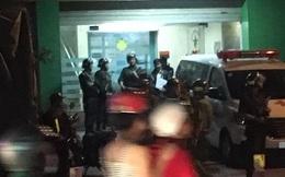 Hàng chục cảnh sát trang bị súng bao vây bệnh viện ở Đồng Nai