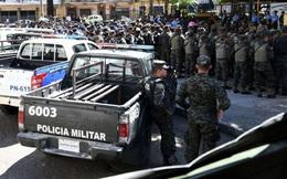 Bạo loạn trong nhà tù Honduras, 18 người thiệt mạng