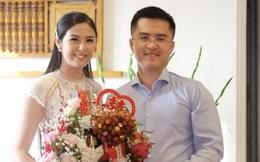 Hot: Lộ ảnh Hoa hậu Ngọc Hân bí mật làm lễ dạm ngõ với bạn trai nhiều năm?