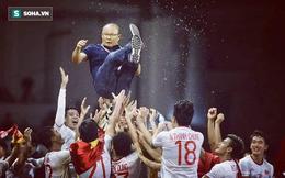 """Báo Hàn Quốc: """"HLV Park Hang-seo đang trở thành vị thần của bóng đá Việt Nam!"""""""