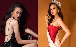 Hoa hậu Siêu quốc gia châu Á Ngọc Châu khoe chân dài, lưng trần gợi cảm