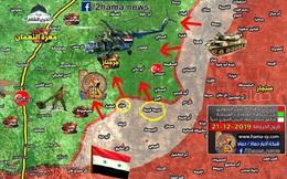"""CẬP NHẬT: Diễn biến chiến sự Syria quá nhanh - Phiến quân """"chết như ngả rạ"""", sụp đổ hàng loạt"""