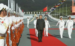Ra mắt tàu sân bay nội địa đầu tiên, Trung Quốc toan tính gì?